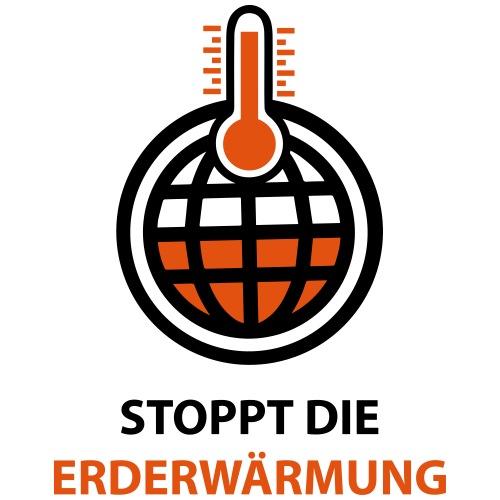 Erdeerwärmung stoppen - Männer Premium Hoodie