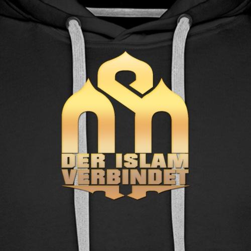 Gold - Männer Premium Hoodie