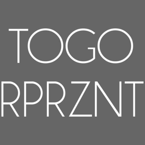 TOGO RPRZNT - Sweat-shirt à capuche Premium pour hommes