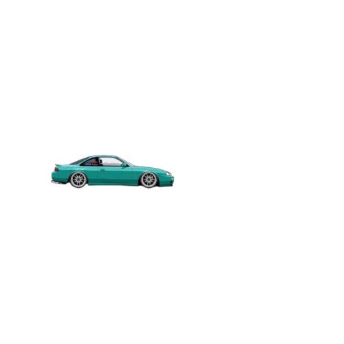 S14 200SX - Bluza męska Premium z kapturem