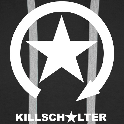 KILL SWITCH logo - Men's Premium Hoodie