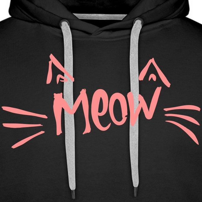 Vorschau: meow2 - Männer Premium Hoodie