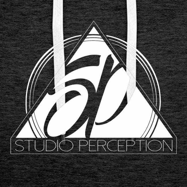 SP LOGO PERCEPTION CLOTHES BLANC