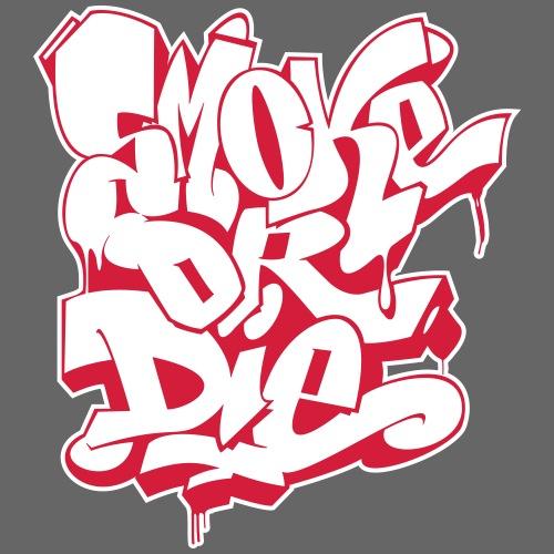 Smoke or Die (Style) - Männer Premium Hoodie