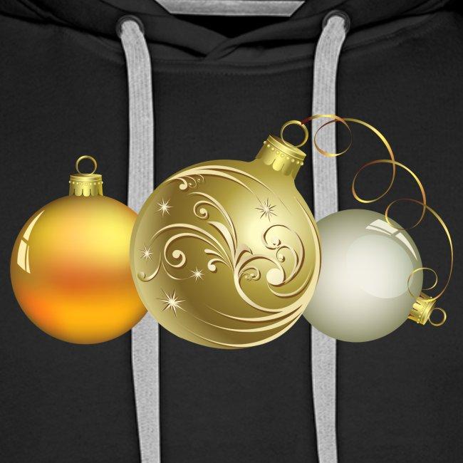 Christmas Ball Decor