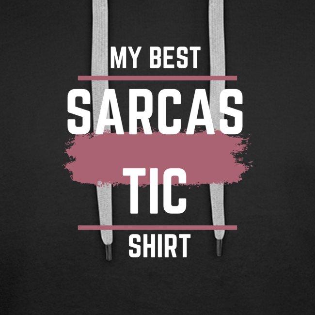My best sarcastic shirt
