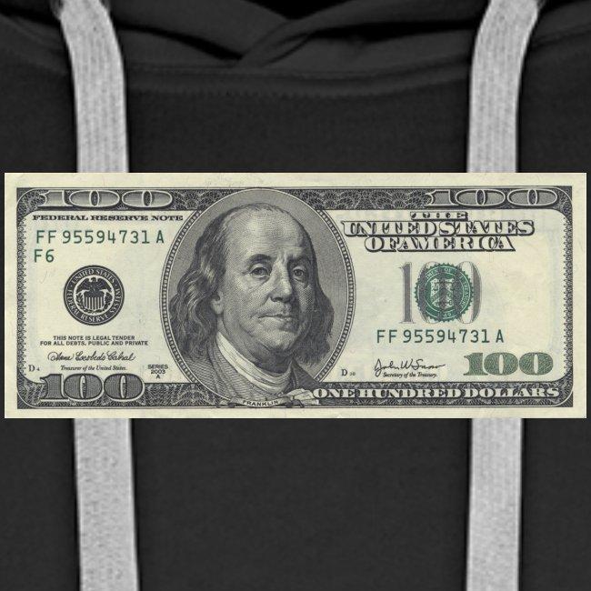 Dollar tegn box