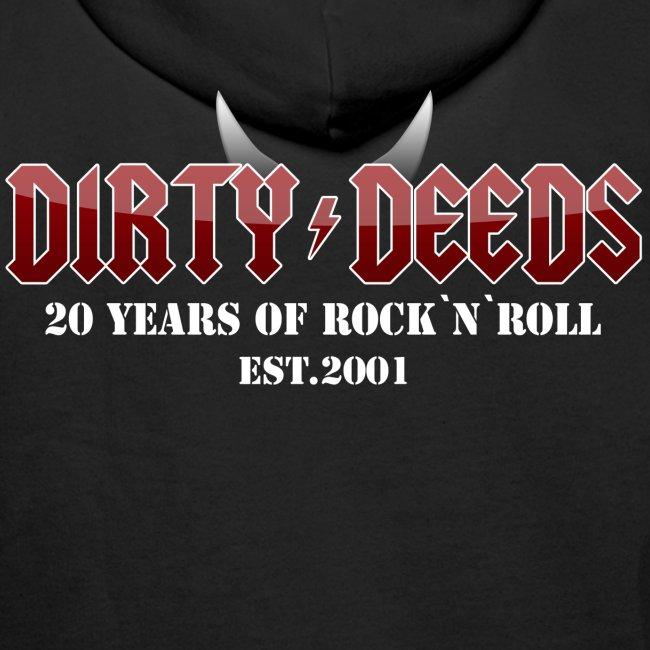 Dirty Deeds 20 Anniversary Druck f dunkel