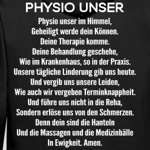 Physiotherapie/Physiotherapeut/Physiotherapeutin - Männer Premium Hoodie