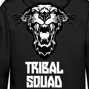 Tribal squad - Premium hettegenser for menn