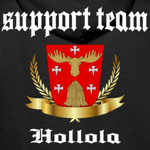 Hollola Support Team - Miesten premium-huppari