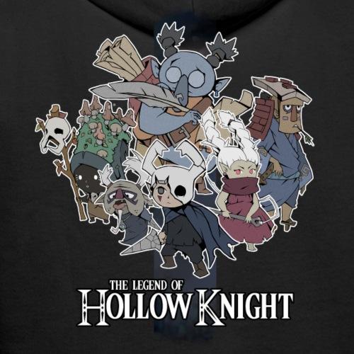 The Legend of Hollow Knight - Sweat-shirt à capuche Premium pour hommes