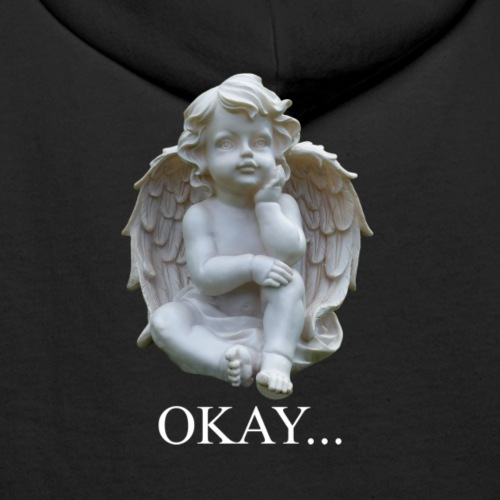 Quotees UF - Okay Angel - Premiumluvtröja herr