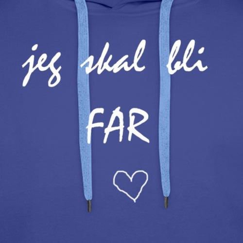 Far Collection - Premium hettegenser for menn