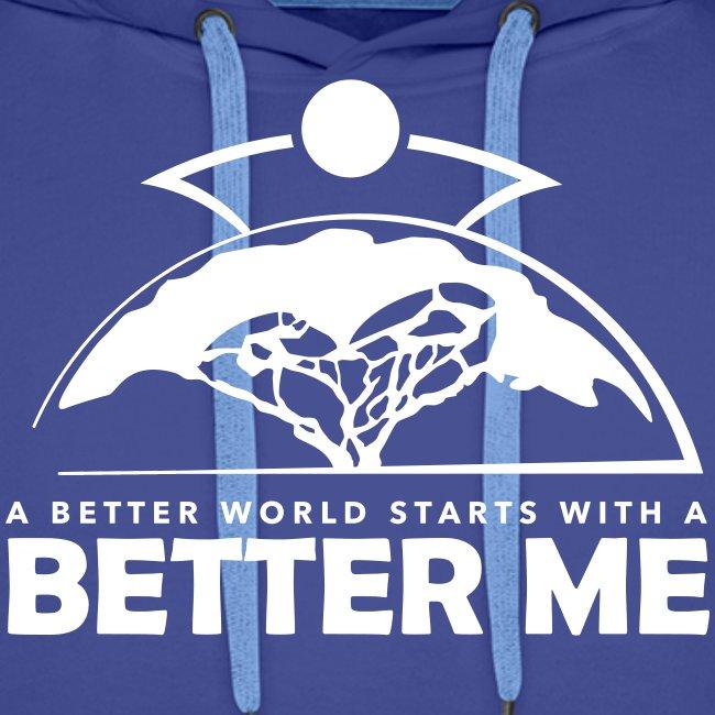 Better Me - White