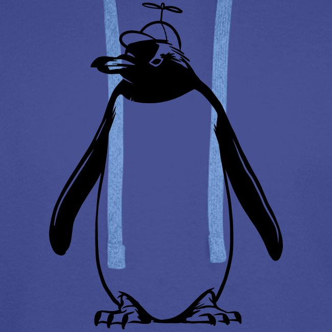 Capped penguin