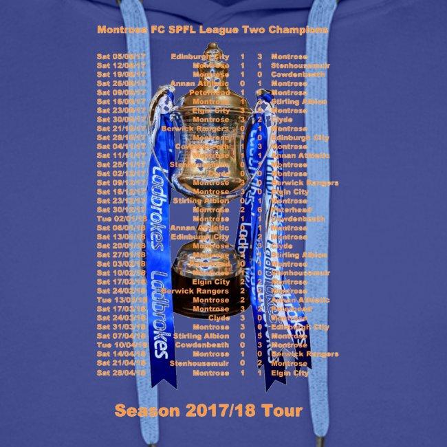 Montrose League Cup Tour
