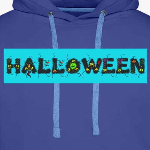 Halloween Monster for Kids - Männer Premium Hoodie