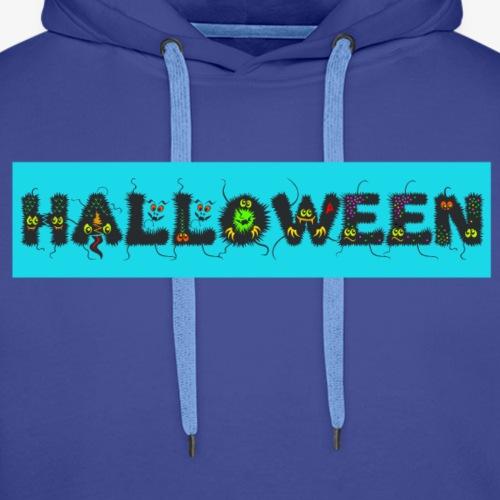 Halloween Monster for Kids - Men's Premium Hoodie