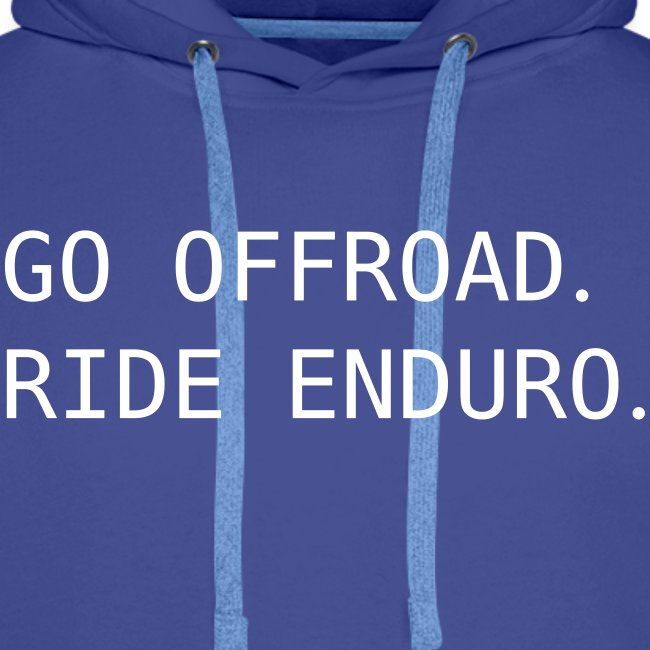 ride offroad. ride enduro. 0EN01