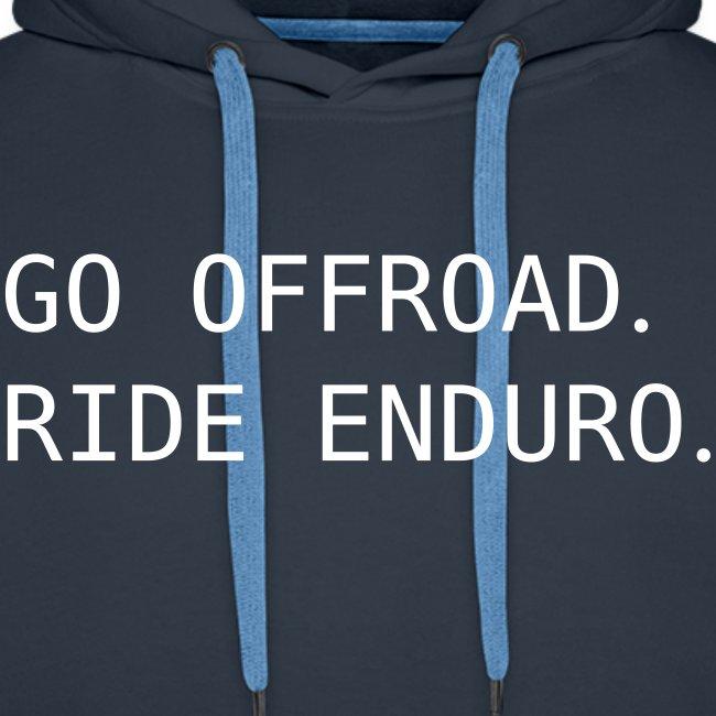 ride offroad. ride enduro. 0EN01