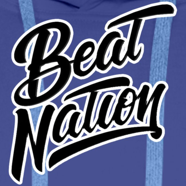 Logo Officiel Beat Nation Noir