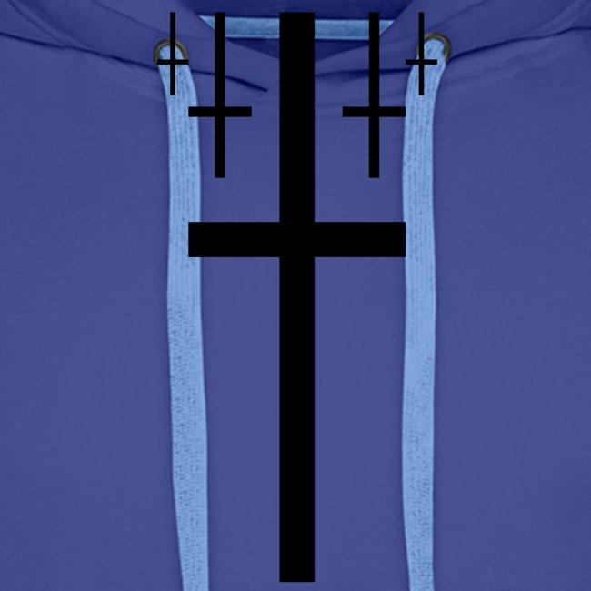 cross christus god jesus black