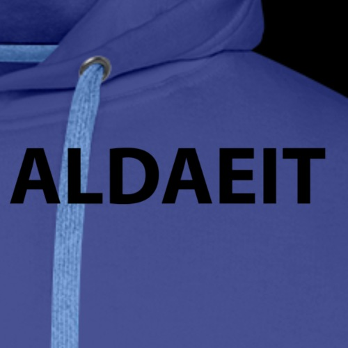 ALDAEIT V2 - Men's Premium Hoodie