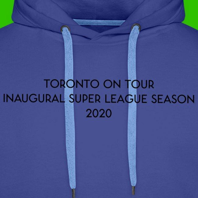 Toronto On Tour - Black