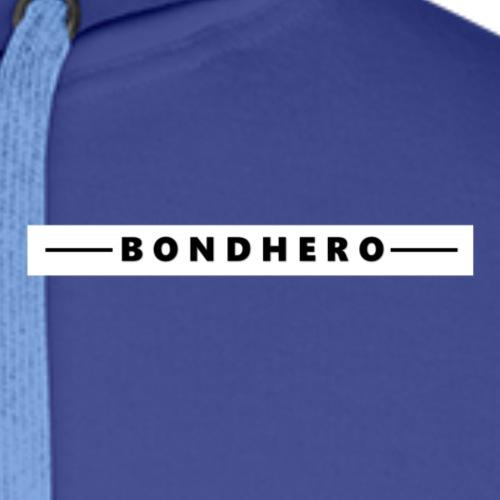 BONDHERO - Mannen Premium hoodie