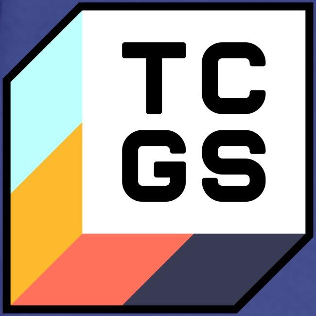 TCGS Black Outline