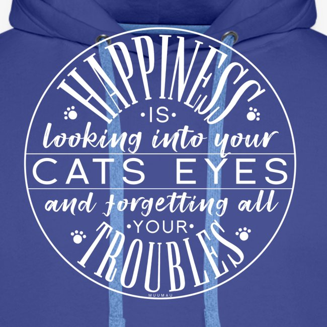 Happiness is Cat