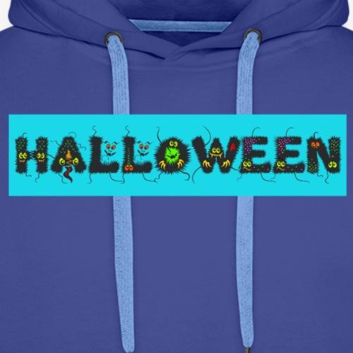 Halloween Monster for Kids - Männer Premium Hoodie