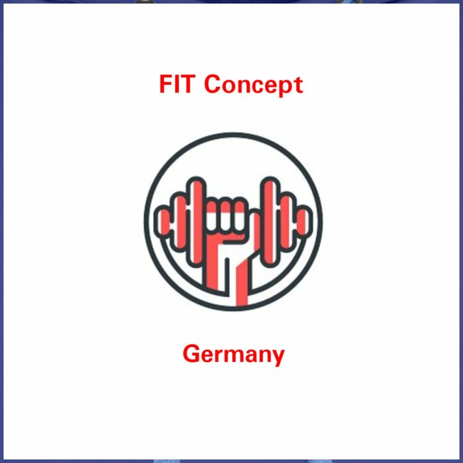 FIT Concept Germany Logo+Beschriftung