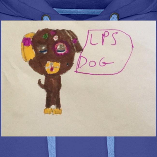 Little pets shop dog
