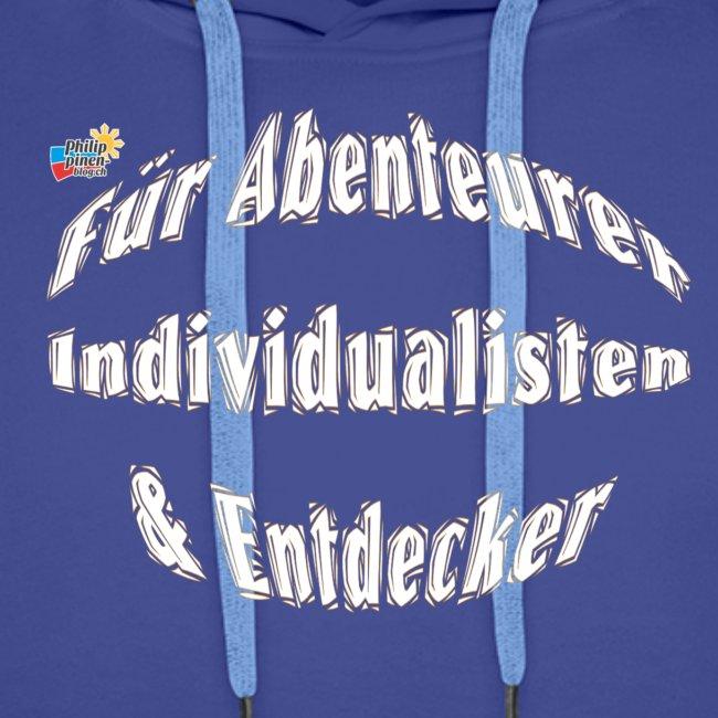 Abenteuerer Individualisten & Entdecker