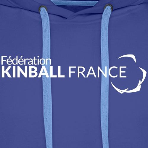 LogoFKBF Horizontal Blanc