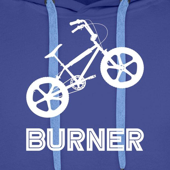 BMX Burner Bike Bicycle Retro Vintage 80's