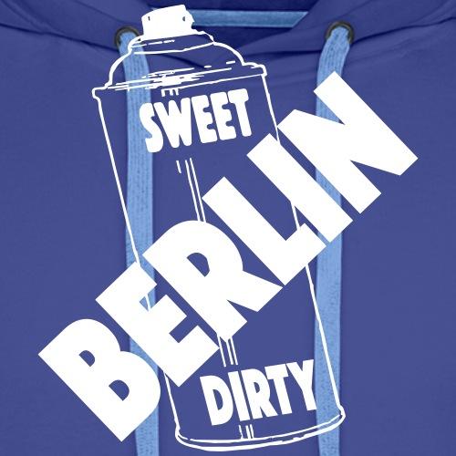 Berlin Sweet Dirty - Männer Premium Hoodie