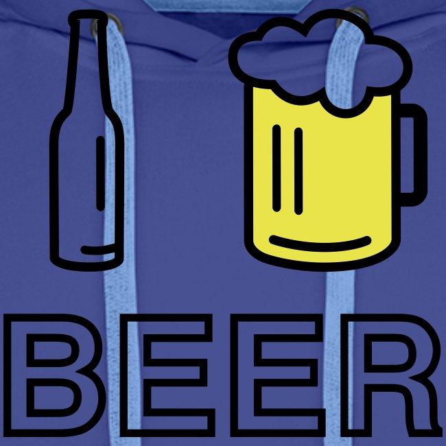 I Love Beer (2-farbig)