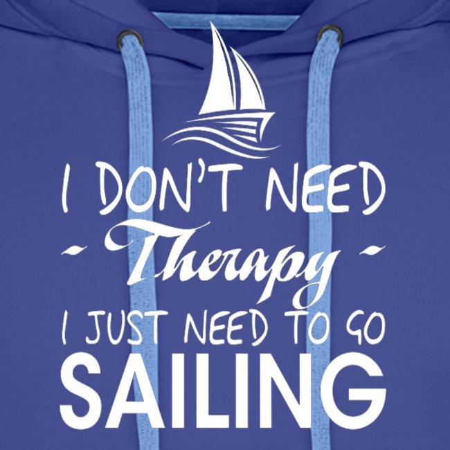 theraphy sailboat sailing