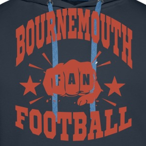 Bournemouth Football Fan - Premium hettegenser for menn