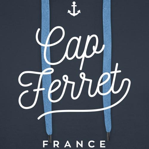 Cap ferret - France - Sweat-shirt à capuche Premium pour hommes