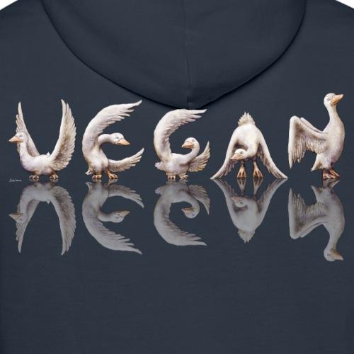Vegans - Männer Premium Hoodie