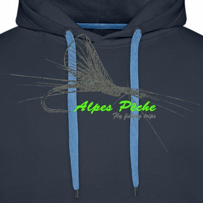 Alpes pêche - fly fishing