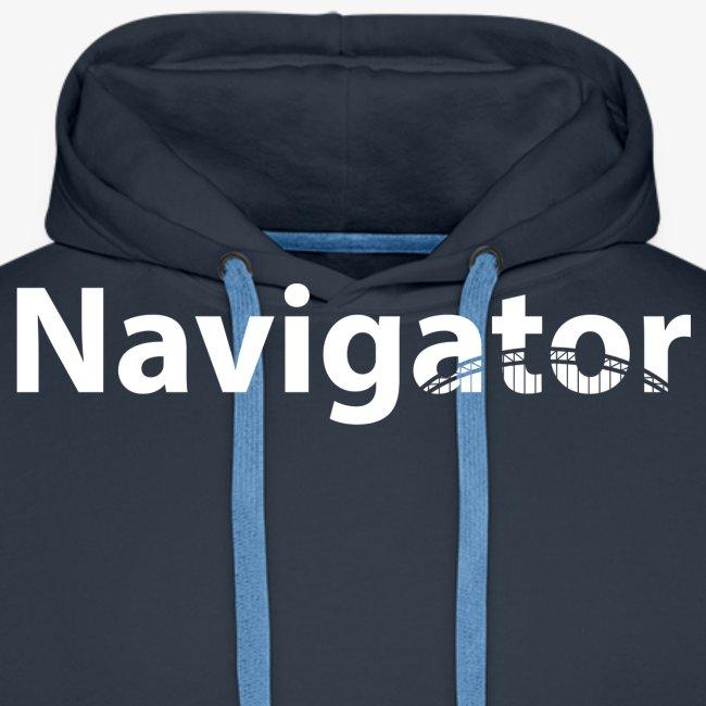 VIO en navigator wit