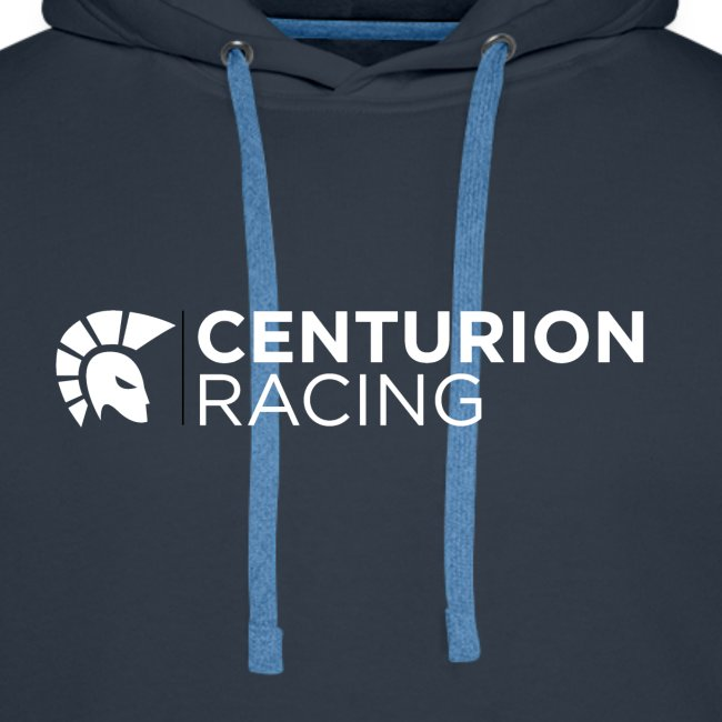 centurion racing icon White