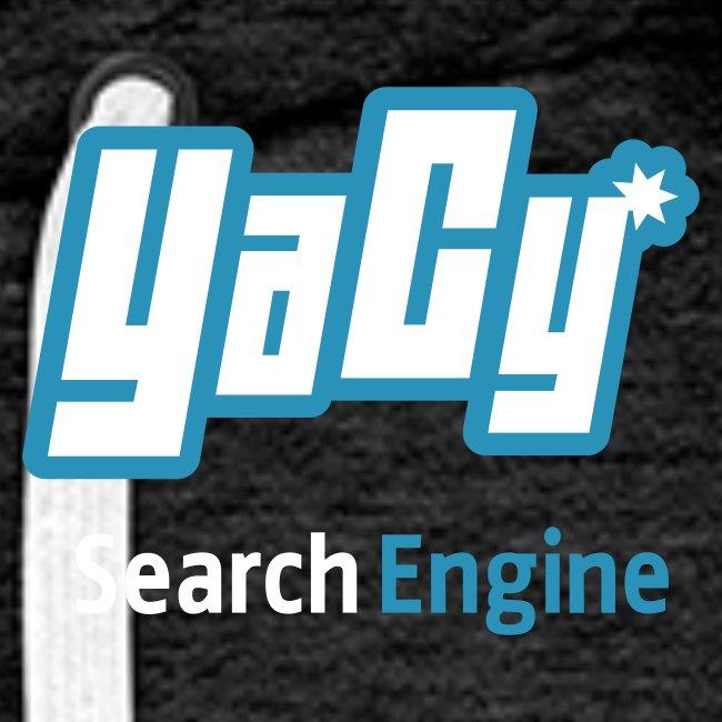 YaCy Logo breiter Schriftzug