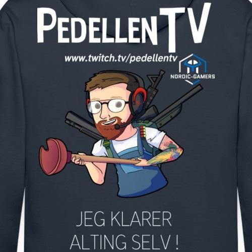 PedellenTV - Herre Premium hættetrøje