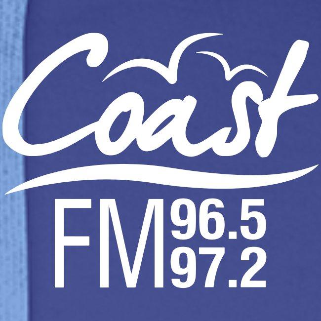 Coast FM single colour logo